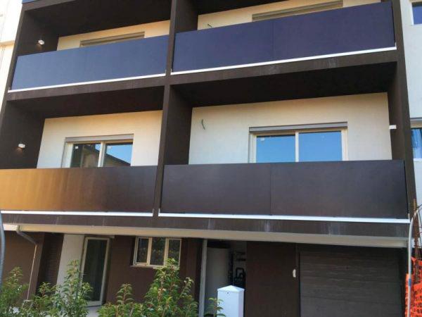 balconata ferro