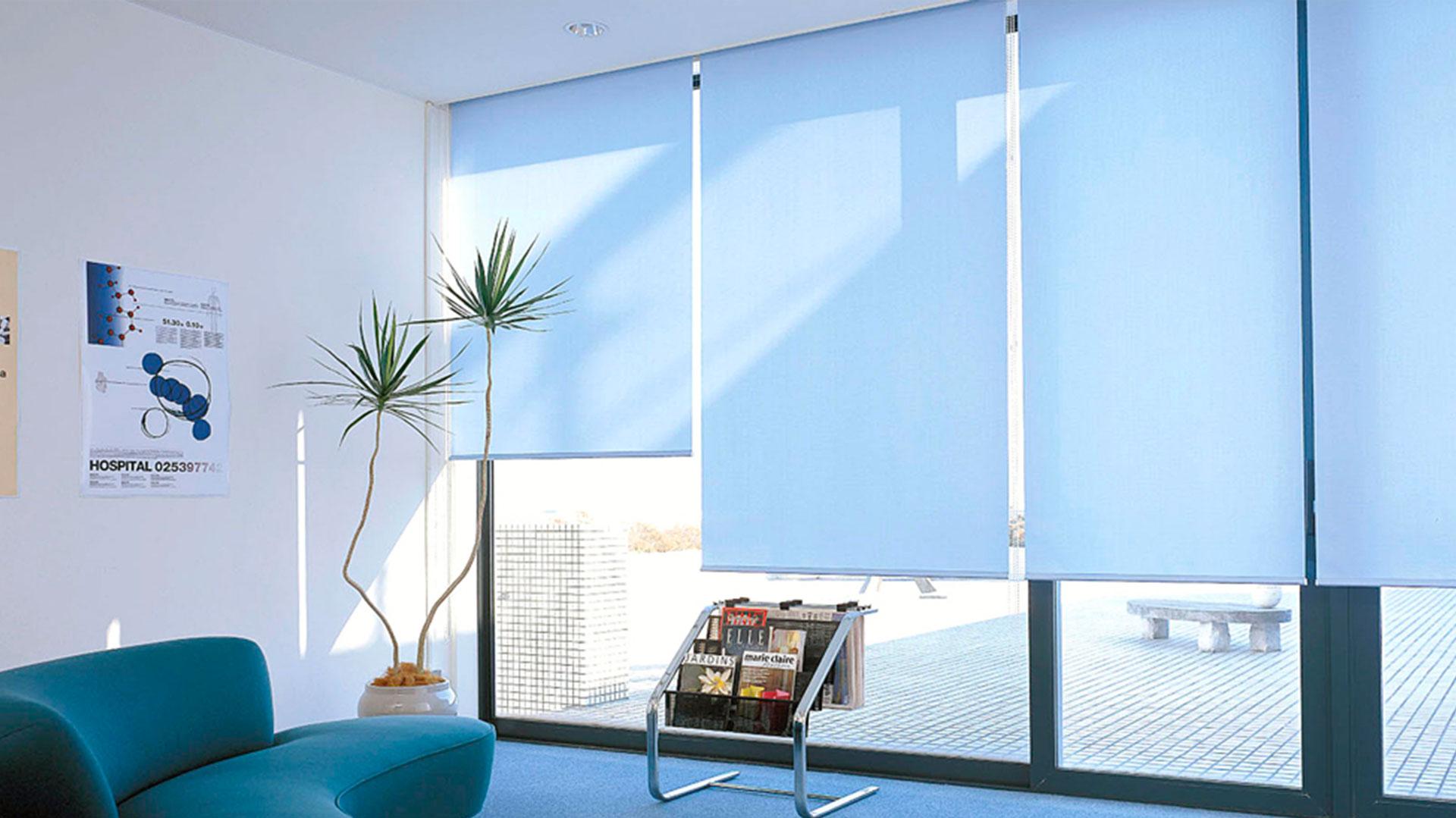 Tende Per Soffitti Inclinati tende per uffici brescia | sopralluogo e preventivo gratuito